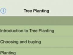 Tree Planting 1.0 Screenshot