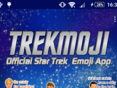 TrekMoji 1.0.5 Screenshot