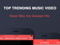 Trending Music - Free Unlimited Music Video Player & Streamer for Youtube 1.2.3 Screenshot