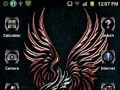 Tribal Metal Go Launcher Theme 1 2 Free Download
