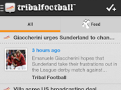 TribalFootball 3.6.1 Screenshot