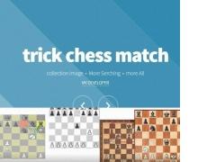 trick chess match 1.0 Screenshot