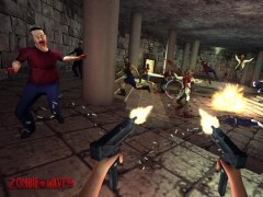 Review Screenshot - Zombie FPS – Beat Away the Waves of Zombie Attacks