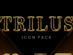 TRILUS Icon Pack 1.7 Screenshot
