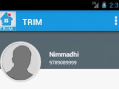 TRIM 1.0 Screenshot