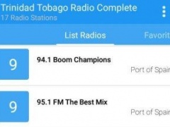 Trinidad Tobago Radio Complete 1.0 Screenshot