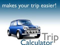 Trip calculator - old 1.2.4 Screenshot