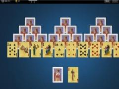 TriPeaks Solitaire 1.4 Screenshot