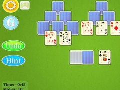 TriPeaks Solitaire Mobile 1.1.1 Screenshot