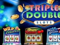 Triple Double Jackpot Slots - Free Slot Machine Games 1.27.0 Screenshot