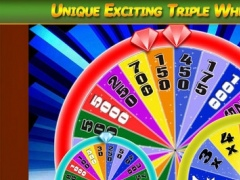 Triple Frenzy Slots - HD 9.2 Screenshot