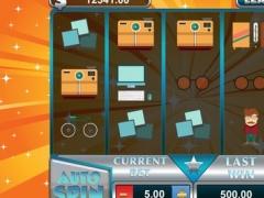 Triple Seven Slots Machine -- FREE CASINO GAME!!! 2.0 Screenshot