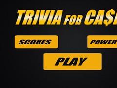 Trivia 4 Cash Free Trivia Quiz 1.0 Screenshot