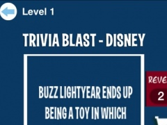 Trivia Blast - Disney Edition 1.0 Screenshot