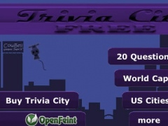 Trivia City Free 1.1.0 Screenshot