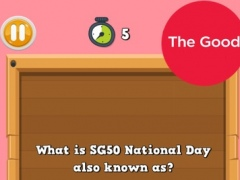 Trivia For Everything SG50 and some more on Singapore 1.2 Screenshot
