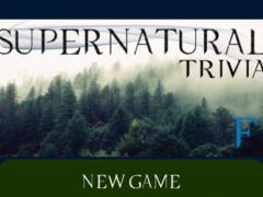 Trivia for Supernatural - Quiz 1.0 Screenshot