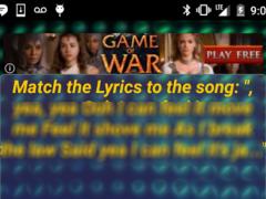 Trivia of Nightwish Songs Quiz 1.0 Screenshot