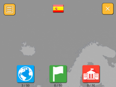 Trivia Quiz Europe Countries  Screenshot