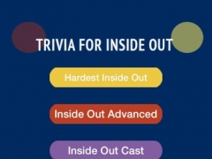 Trivia & Quiz Game For Inside Out 1.0 Screenshot
