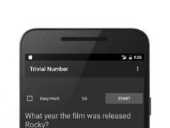 Trivial Number 1.7.1 Screenshot
