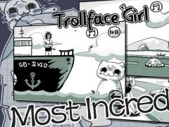 Troll Face Girl 1.1.0 Screenshot
