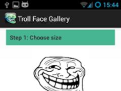Troll Face Smiley for WhatsApp 1.02 Screenshot