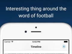 Troll Football - new point of view about the world of football, realtime comments: clubs, players, officials 2.5 Screenshot