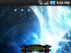 Electron Battery Widget 1.0 Screenshot