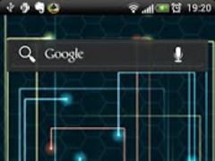 TRON Live Wallpaper Screenshot