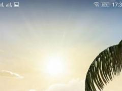 Tropic Paradise Live Wallpaper 1.00 Screenshot