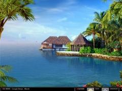 Tropical Dream Screensaver 1.2 Screenshot