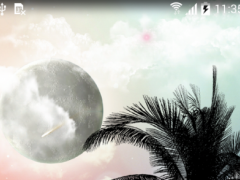 Tropical Night Live Wallpaper 1.0.4 Screenshot