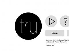 Tru: Fast-Paced Runner 2.1 Screenshot