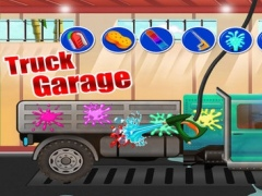 Truck Garage - Mechanic Simulator Games Parking, Salon & Spa for Kids Free 2.0 Screenshot
