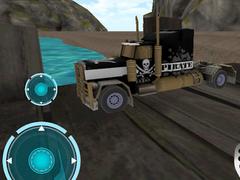 Truck Parking 3D Pro 1.3 Screenshot