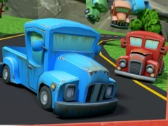 Truck Race 3D 1.0 Screenshot