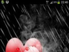True Love Under Rain LWP 1.0 Screenshot