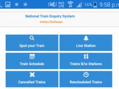 True Train Location - India 2.1.0 Screenshot