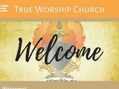 True Worship Church 1.2 Screenshot