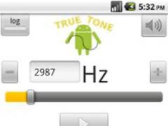 TrueTone 1.50 Screenshot