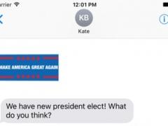 Trumpisu - Donald Trump stickers 1.0 Screenshot