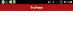 TruNews 4 Screenshot