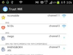 TrustWifi-Detects the bad AP 1.1.21 Screenshot