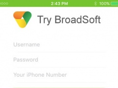 Try BroadSoft 2.1.5 Screenshot