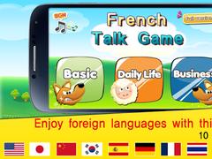 TS French Conversation Game 1.8.7 Screenshot
