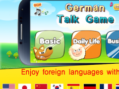 TS German Conversation Game 1.8.7 Screenshot