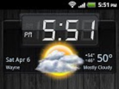 TSF Shell Theme Andy HD 2.5 Screenshot