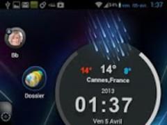 TSF Shell Theme Tfou HD 5.0 Screenshot