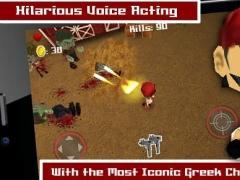 Tsolias Vs Zombies 3D FREE 1.0.1 Screenshot